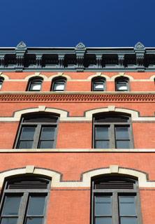 23rd Street Building Detail